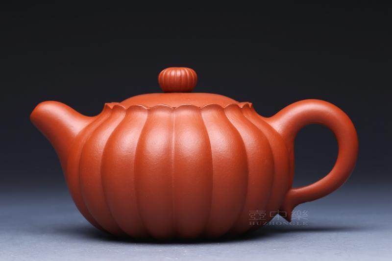 宜兴紫砂壶-菊蕾壶-趣淘壶
