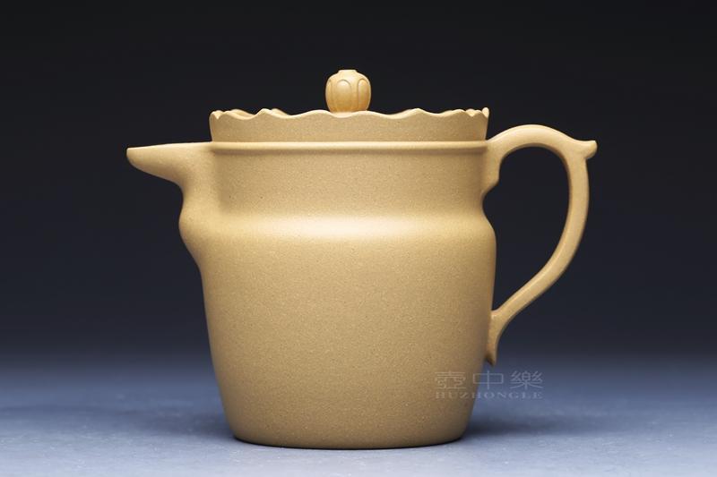 宜兴紫砂壶-僧帽壶-趣淘壶