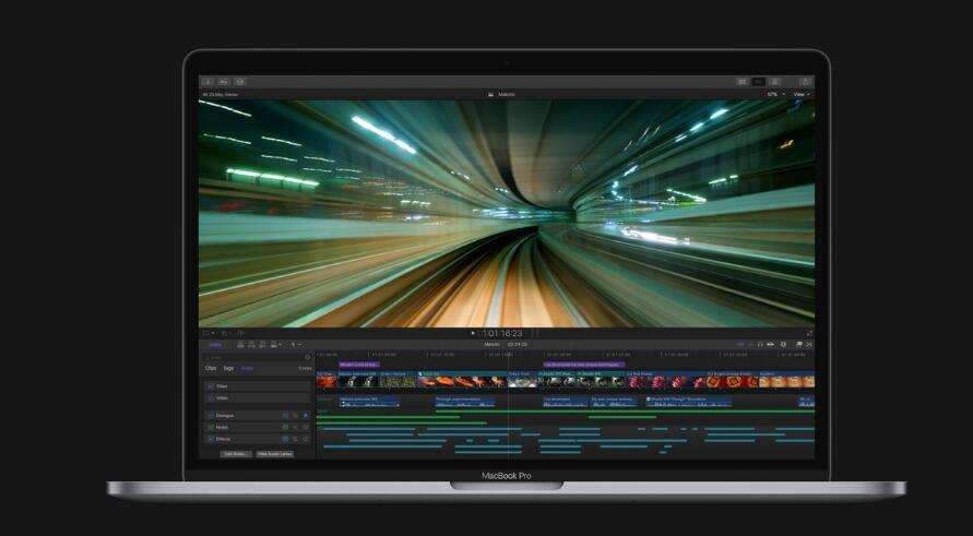 新MacBook Pro曝光 全球首发i7-8559U的照片 - 2