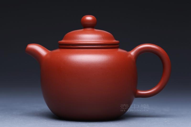 宜兴紫砂壶-匏尊壶-趣淘壶