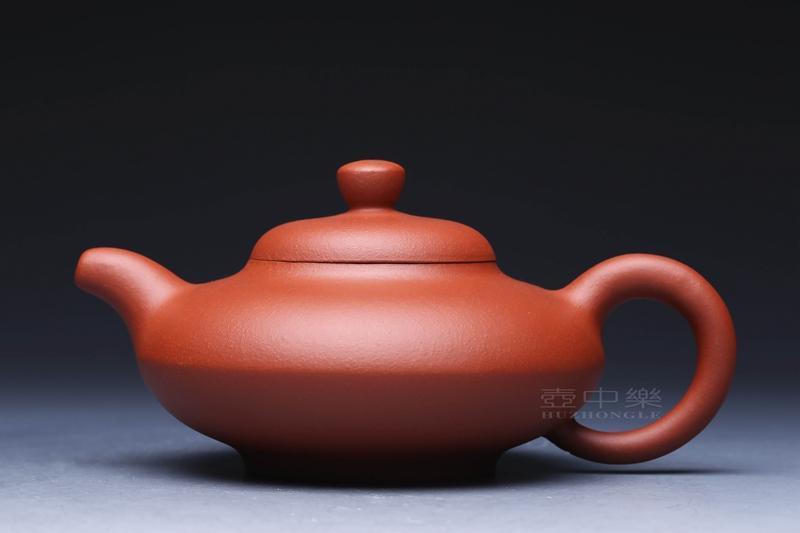 宜兴紫砂壶-合欢壶-趣淘壶