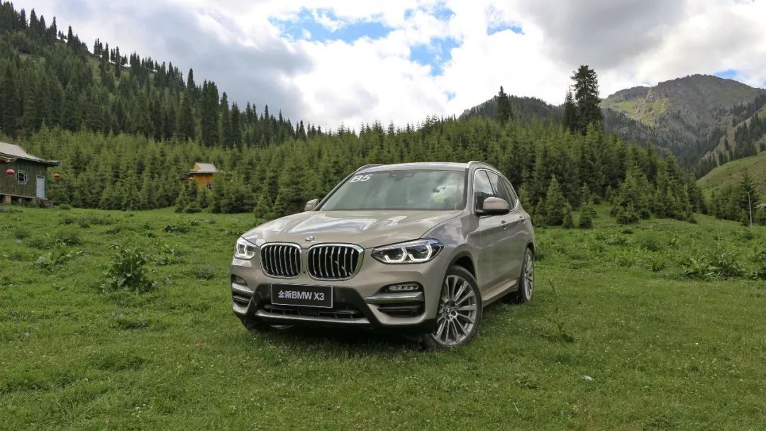 Where is the new BMW X3 without extension? _ Sohu car _ Sohu com