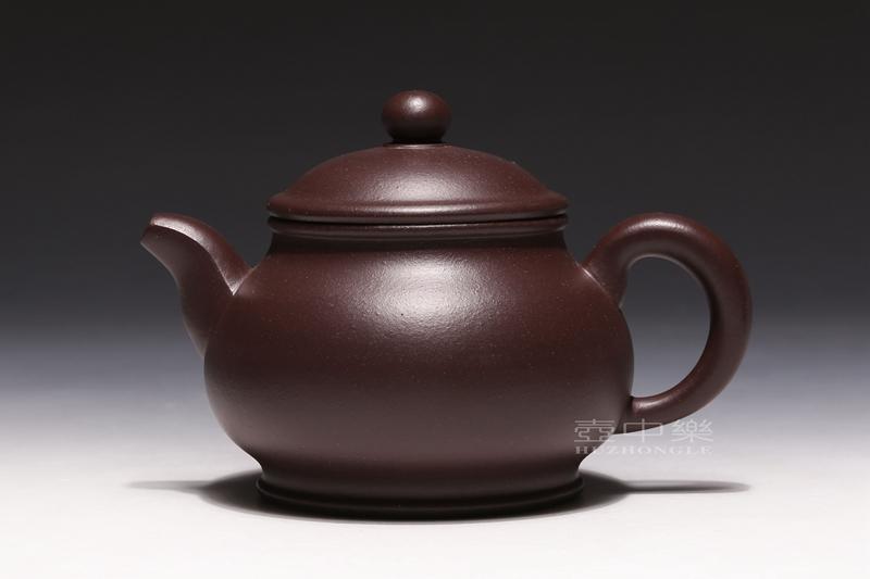 宜兴紫砂壶-潘壶-趣淘壶