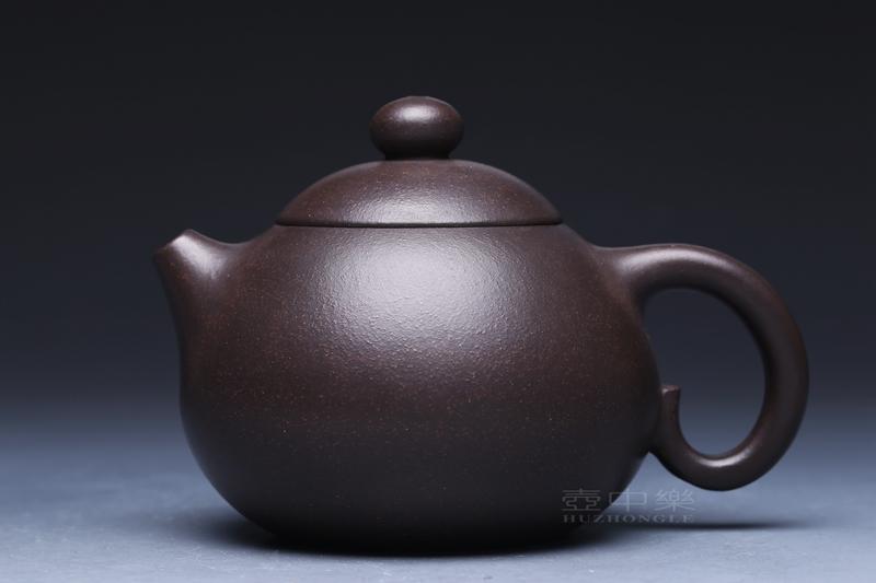 宜兴紫砂壶-文旦壶-趣淘壶