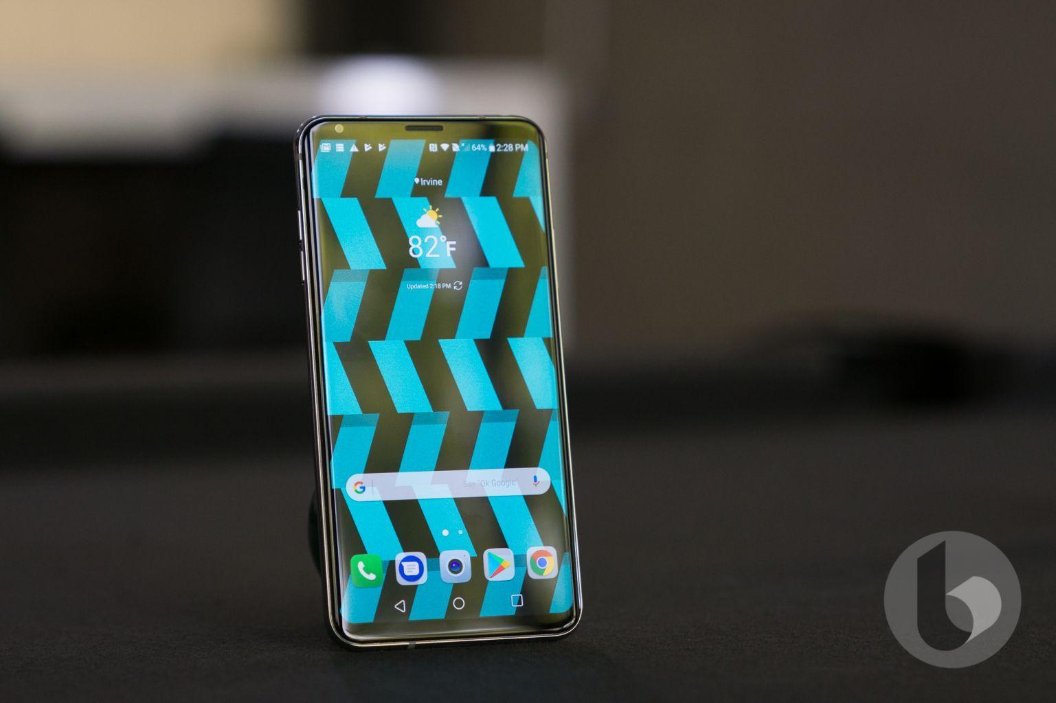 外媒推荐:2018年下半年最值得期待的5款Android手机的照片 - 4