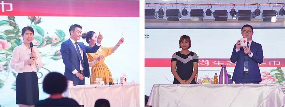 金天国际陌尚卫生巾今日举行新闻发布会