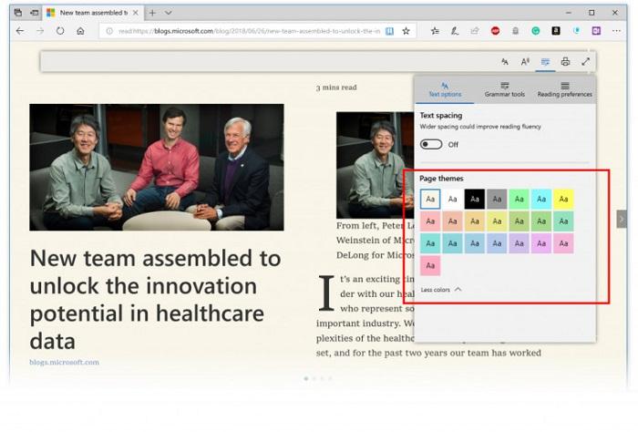 微软向快速更新通道推送Win10 build 17711的照片 - 1