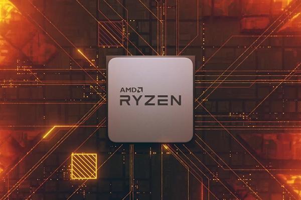 45瓦TDP!AMD二代锐龙7节能版曝光:8核设计的照片 - 1