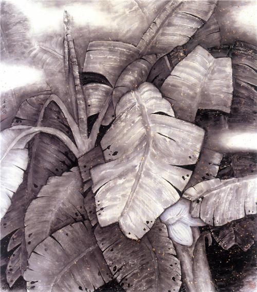 中国书画代表人物:金晓海