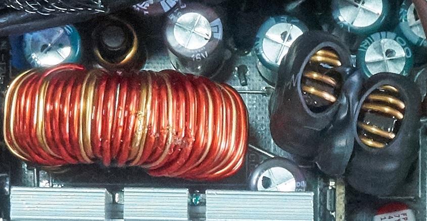 低负载风扇停转!酷冷至尊750 TUF Gaming Edition电源评测的照片 - 19