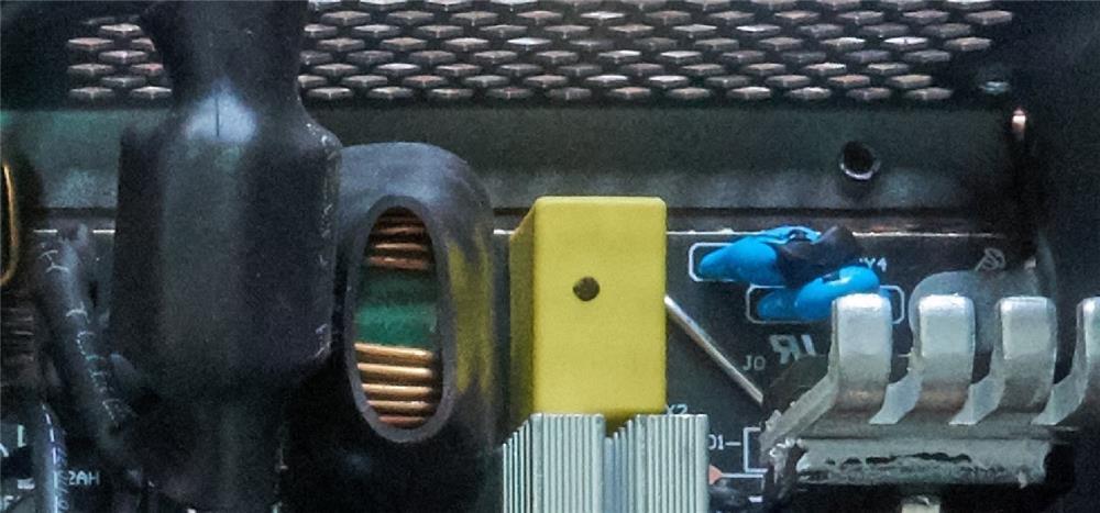 低负载风扇停转!酷冷至尊750 TUF Gaming Edition电源评测的照片 - 15