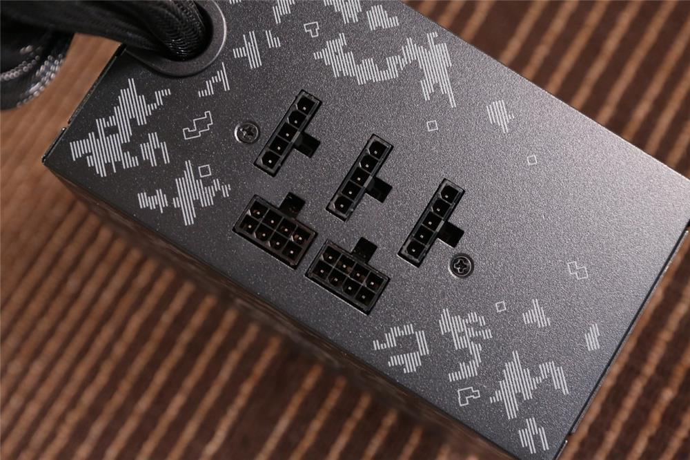 低负载风扇停转!酷冷至尊750 TUF Gaming Edition电源评测的照片 - 11