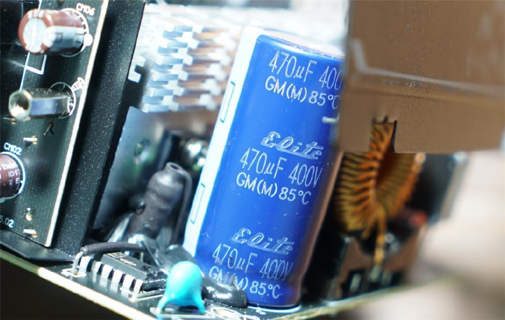 低负载风扇停转!酷冷至尊750 TUF Gaming Edition电源评测的照片 - 16