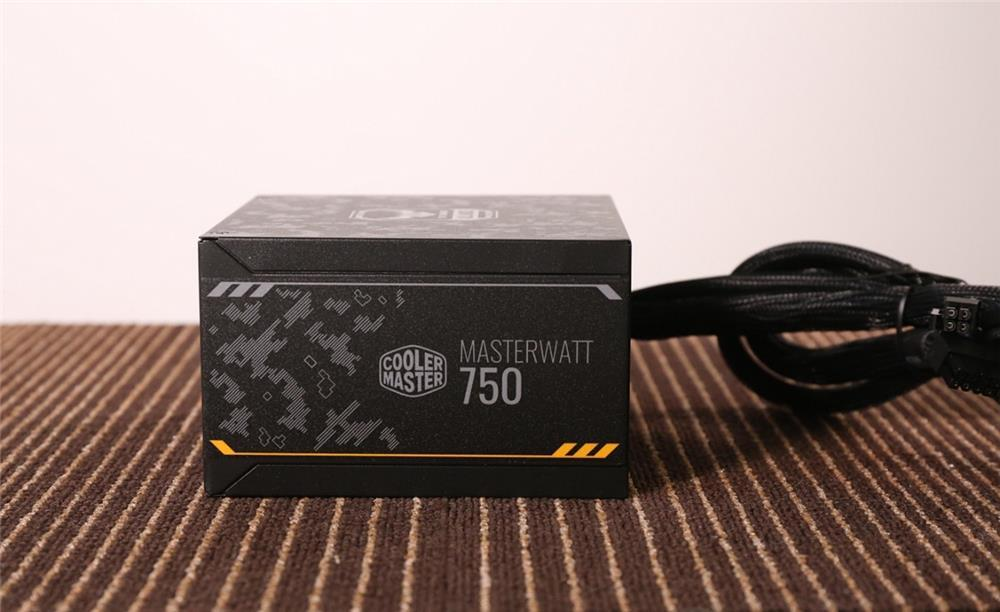 低负载风扇停转!酷冷至尊750 TUF Gaming Edition电源评测的照片 - 6