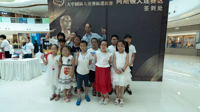 小未来之星闪耀大连ChinaSpeaksda赛区