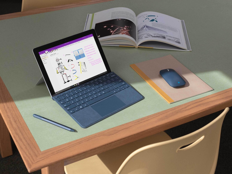 微软为什么要做 Surface Go?