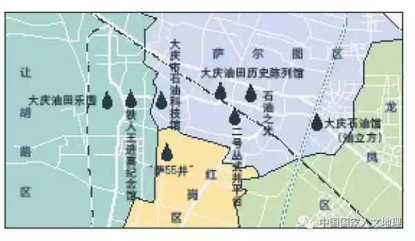 石油工业部部长说哪个企业,与中华民族的命运联系得如此紧密?