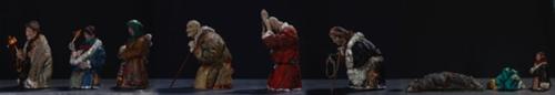 """【展讯】华彩艺境-首届""""彩塑中国""""全国雕塑作品邀请展"""