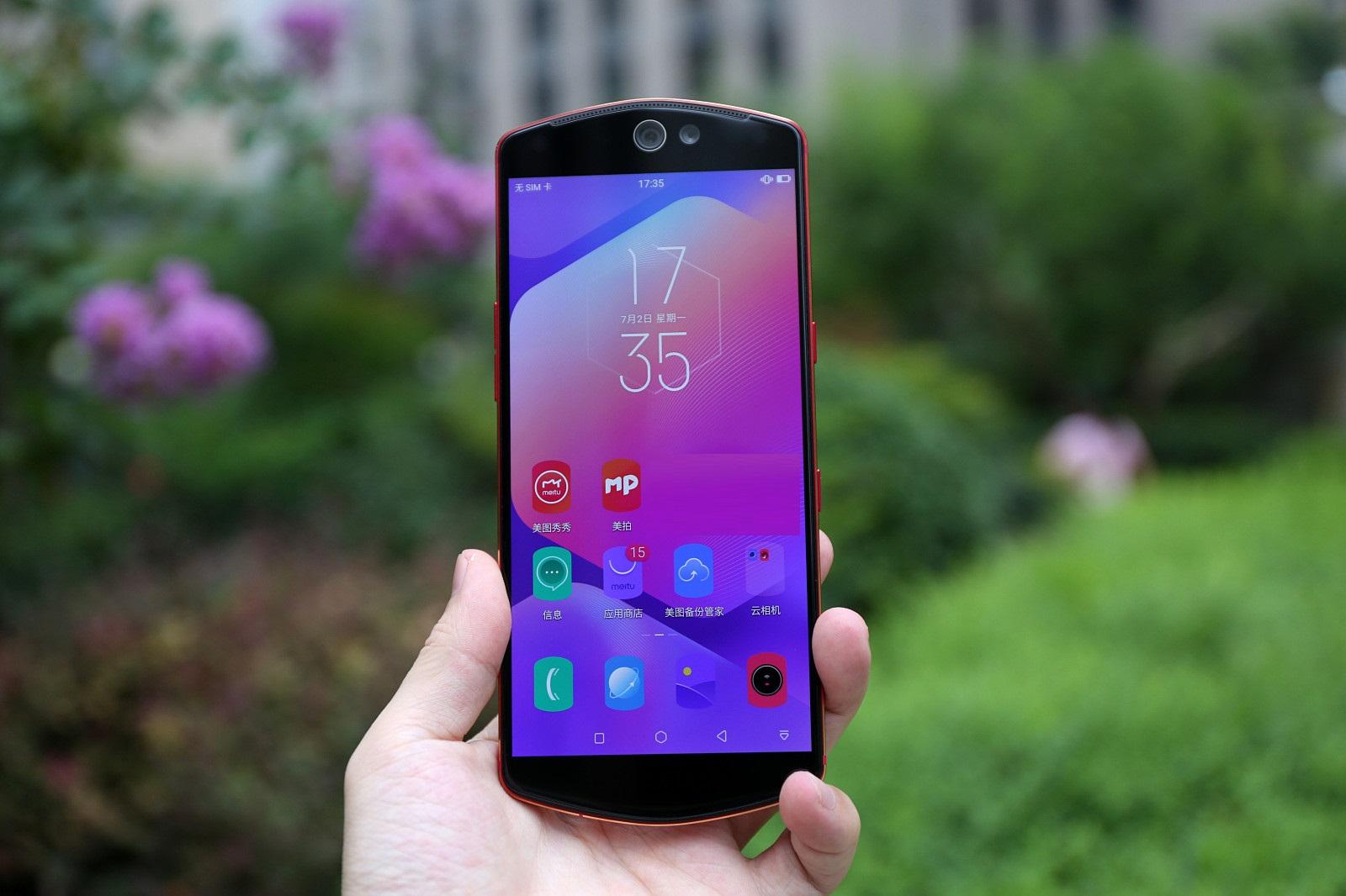 美图T9评测:第一台全身美型的手机的照片 - 4