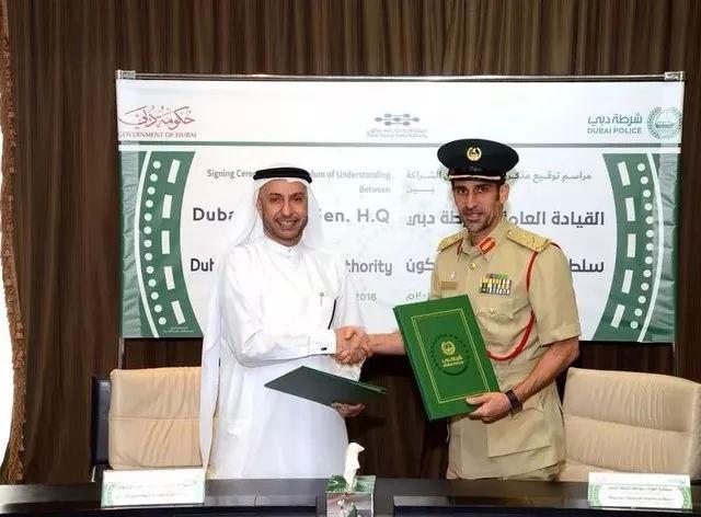 阿联酋生活、迪拜将建设无人警察局