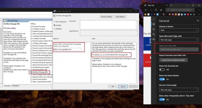 Edge浏览器即将更新:书签栏即将可以固定显示