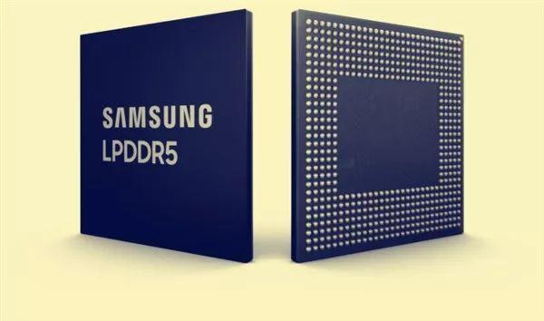 首颗LPDDR5内存宣布完工:能效暴增
