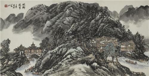 笔精墨妙:品读著名画家李春海绘画艺术