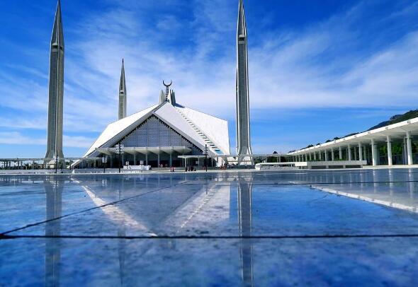 世界上最大的清真寺