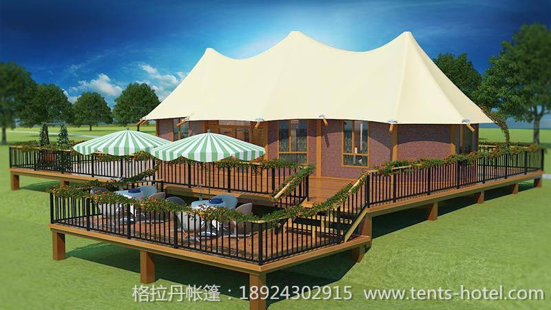 大型帐篷酒店