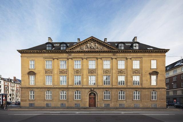 新古典主义风格的当代重释——哥本哈根诺比斯酒店