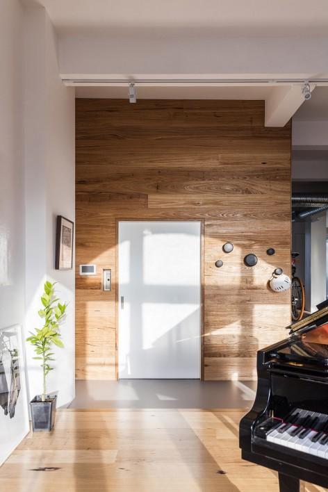 108㎡合肥新房,全屋大白墙简单装修,清爽明亮的居室