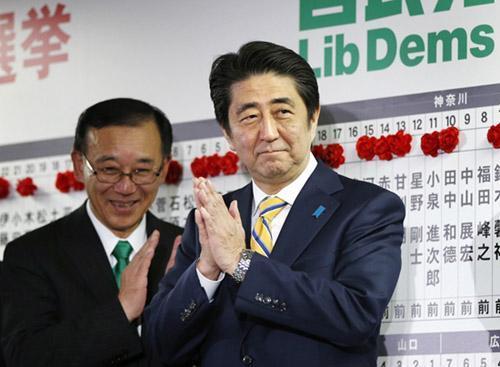 日本媒体:自由民主党计划在9月14日选举新总统