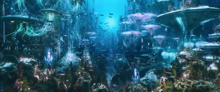 温子仁执导 DC新片《海王》终于放出首支预告的照片 - 4