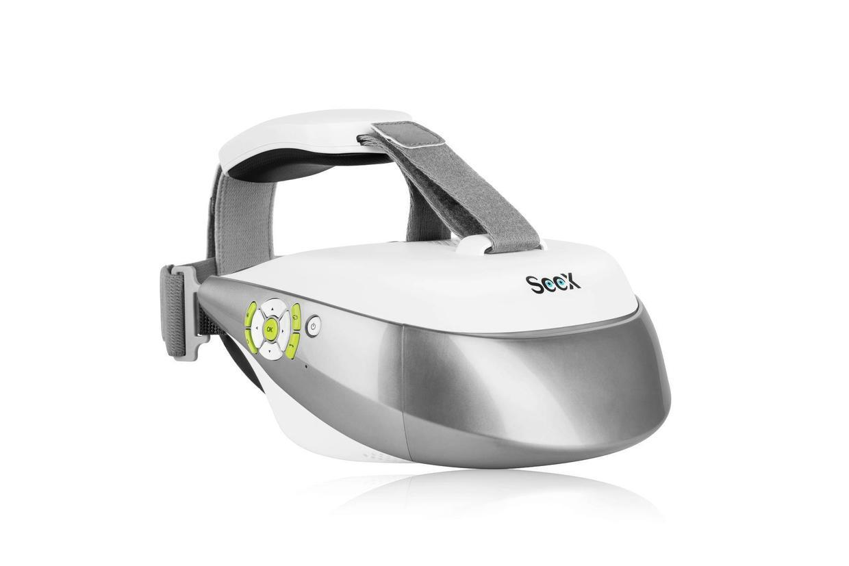 欧欧用人工智能硬件替代伤眼电子设备,视力越看越好