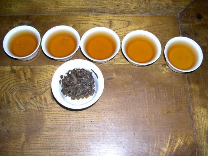 老茶档案:勐海茶厂2000年无R红大益7542 YSE版 普洱知识 第8张