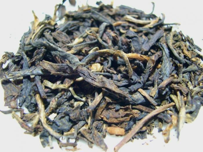 老茶档案:勐海茶厂2000年无R红大益7542 YSE版 普洱知识 第7张