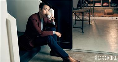 佟大为《时装》封面大片曝光 时髦绅士玩转话剧舞台风