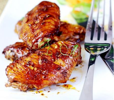 私房菜烤鸡翅,这样做出来的烤鸡翅比肯德基好吃,卫生营养又放心