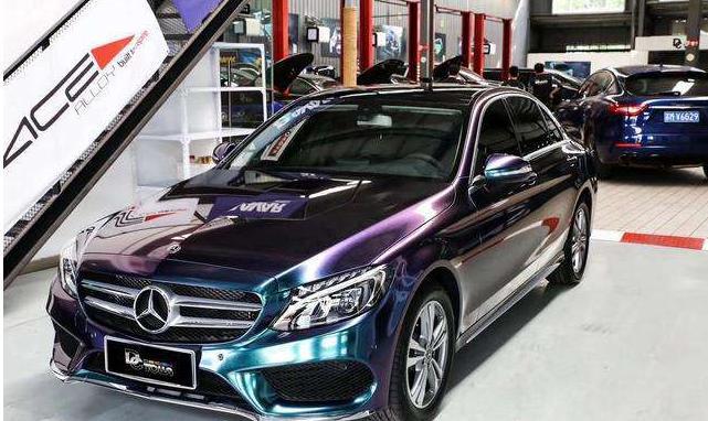 创新工艺带来的配色潮 华为P20系列极光色成豪车车主最爱