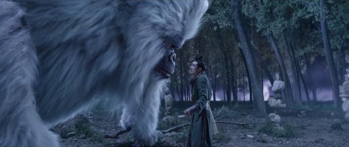 《狄仁杰之四大天王》制作揭秘,仅两场戏的皇宫耗资数百万的照片 - 4