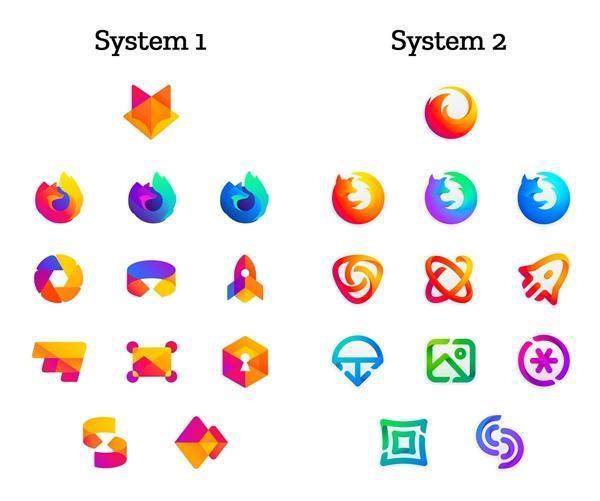 火狐浏览器要换LOGO了:新图标扁平化、更现代的照片 - 2