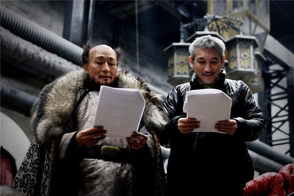 《狄仁杰之四大天王》制作揭秘,仅两场戏的皇宫耗资数百万的照片 - 2