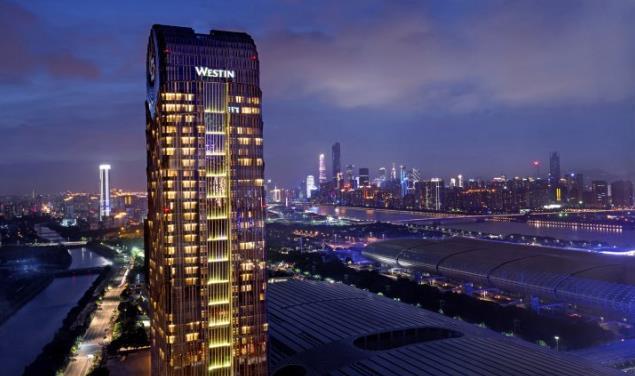会奖旅游之会议酒店推荐:广州广交会威斯汀酒店