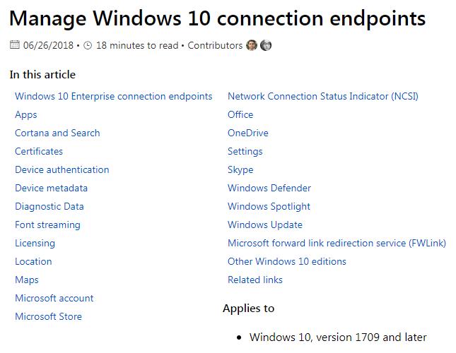 Win10全新安装后会自动连接的网址大全的照片 - 2