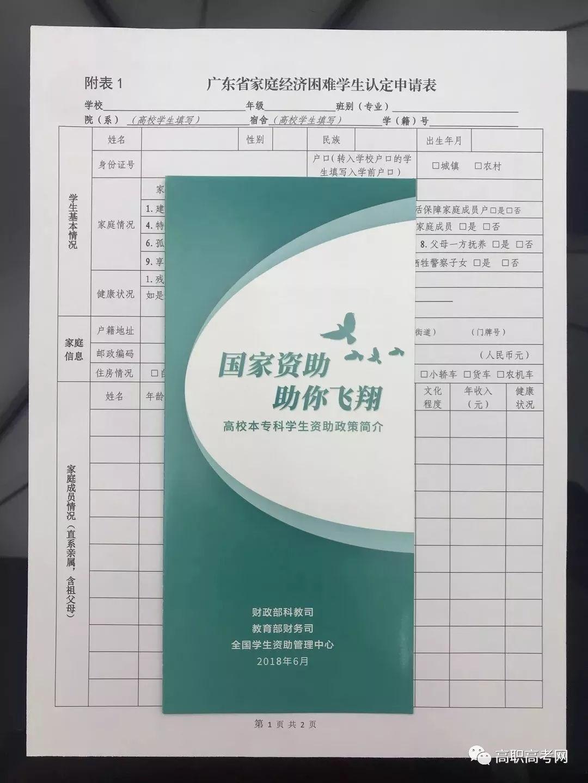 广州科技职业技术学院3+证书录取通知书已寄出