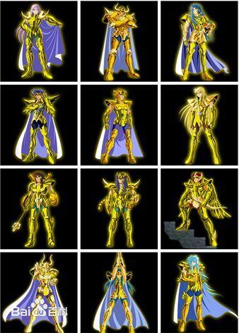 圣斗士:撒加曾说过十二黄金互不认识,实际上只是他一厢情愿而已