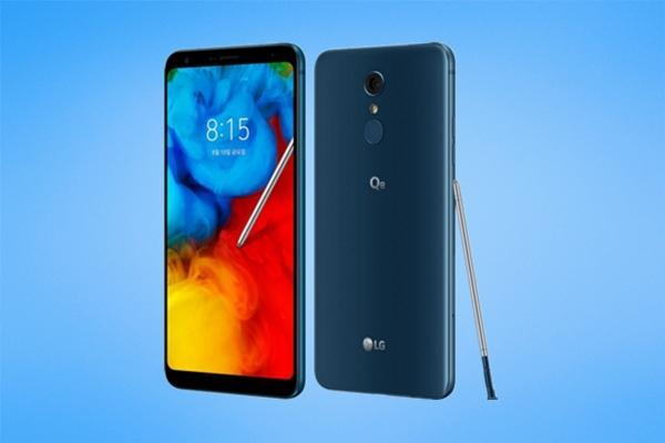 LG Q8(2018)发布:6.2寸带笔、IP68防水+HiFi音质的照片
