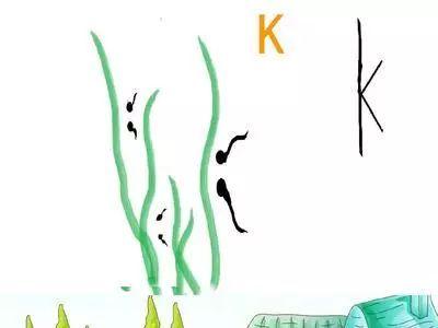 微课程 汉语拼音第十课声母k学习