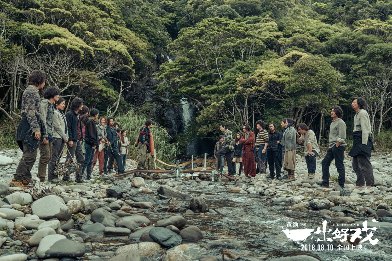 被黄渤啪啪打脸,画面土鳖的《一出好戏》是暑期档最好看的电影的照片 - 3