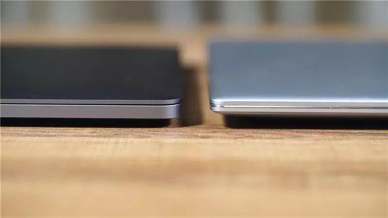 巅峰决战:华为MateBook X Pro苹果2018 MBP对比评测的照片 - 16